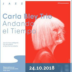 CARLA BLEY @ Auditorium - La Seine Musicale - BOULOGNE BILLANCOURT