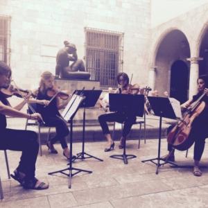 Quatuor Euterpe @ Théâtre de l'archipel / Carré NN - Perpignan