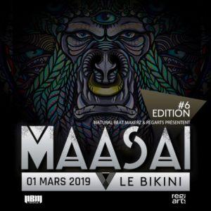 Maasai #6 : Major7 + X-Noize + Illegal Machines