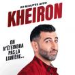 Carte KHEIRON - ON N'ETEINDRA PAS LA LUMIERE...