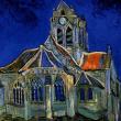 Carte La peinture française - Le post-impressionnisme