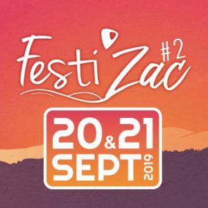 Festival Festi'zac 2019 - Pass 2J