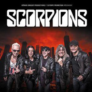 Scorpions @ Zénith de Limoges - Limoges