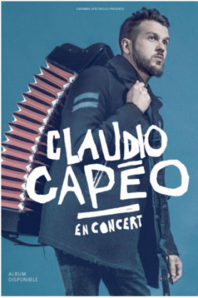 CLAUDIO CAPEO @ PALAIS DES CONGRES SUD RHÔNE ALPES - CHÂTEAUNEUF SUR ISÈRE
