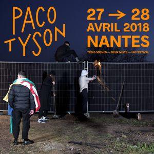 FESTIVAL PACO TYSON 2018 - PASS 2 JOURS @ Site Chantrerie-Grandes Ecoles - NANTES