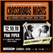 Concert ABOU DIARRA + AWA LY - Crossroads Night #10 à PARIS @ LE PAN PIPER - Billets & Places