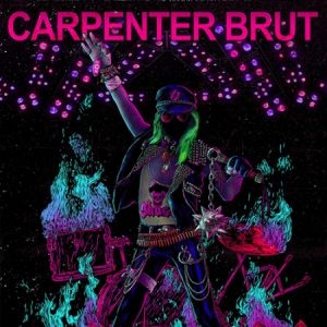 CARPENTER BRUT + Gost @ LE MÉTAPHONE - Le 9-9bis - OIGNIES
