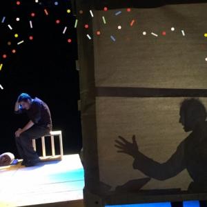 Mon père est un ogre / Théâtre @ THEATRE DE L'ARCHIPEL - CARRE 12/13 - PERPIGNAN