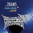 Concert 20 ANS Studio LaVache