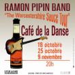 Concert RAMON PIPIN BAND à Paris @ Café de la Danse - Billets & Places