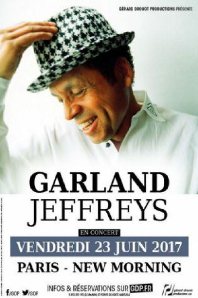 GARLAND JEFFREYS @ New Morning - Paris