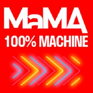 100% MACHINE - 22:00 > 04:00 @ La Machine du Moulin Rouge - Paris