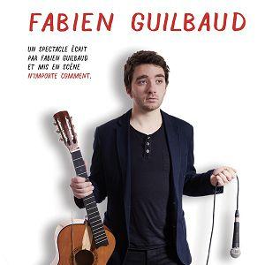 FABIEN GUILBAUD - FAUX ET FORT @ ALHAMBRA MUSIC CLUB - PARIS