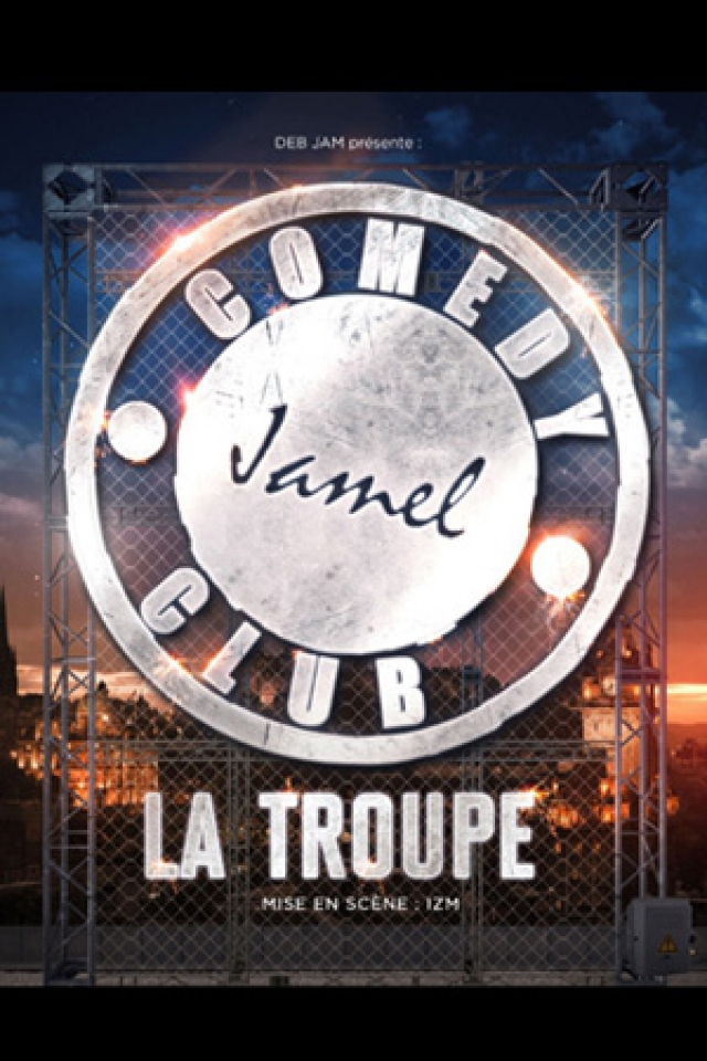 LA TROUPE DU JAMEL COMEDY CLUB @ 02-2 GRAND AUDITORIUM - CANNES