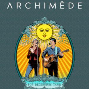 Archimede - Pop Decennium Tour