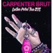 Concert CARPENTER BRUT + GUESTS
