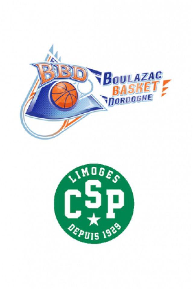 BBD / LIMOGES @ Le Palio - BOULAZAC