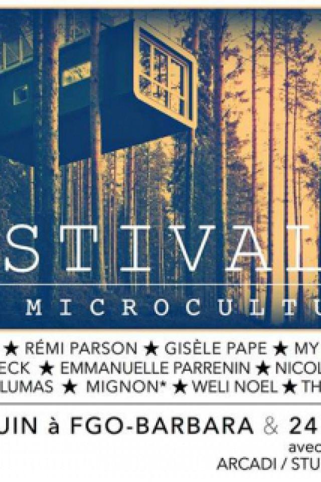 FESTIVAL WALDEN - WELI NOËL+GISÈLE PAPE+MAUD LÜBECK+XAVIER PLUMAS @ Petit Bain - PARIS