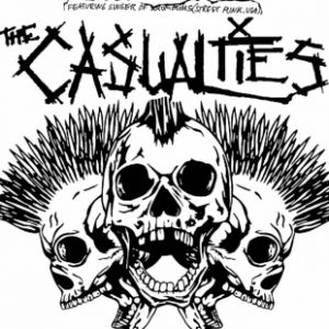 The Casualties + Disturbance + Listix + Stateless