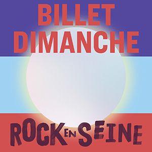 Rock En Seine 2019 - Dimanche 25 Aout