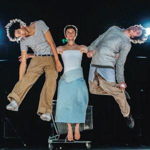 DYSTONIE - Cie Defracto @ Théâtre du Vieux St Etienne - RENNES