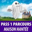 PASS 1 PARCOURS : MAISON HANTEE