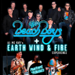 Concert THE BEACH BOYS + EARTH WIND & FIRE EXPERIENCE ft AL McKAY