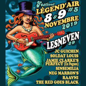 Festival Legend'air #5 - Samedi 9/11