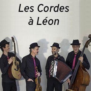 Les cordes à Léon @ Salle des fêtes - MARAYE EN OTHE