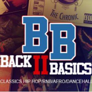 Back To Basics - Classics Hip Hop/RNB/Afro et Dancehall @ LE FLOW - PARIS