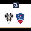 Match CA BRIVE CORREZE LIMOUSIN - STADE AURILLACOIS CANTAL AUVERGNE