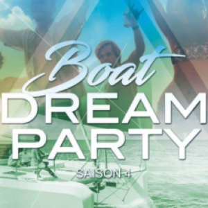 Billets SOIREE BATEAU BOAT DREAM PARTY / SAISON 4 - Le Levantin Catamaran