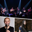 Concert ZAZLOOZ INVITE MOHAMED NAJEM & CHRISTINE ZAYED à PARIS @ LE PAN PIPER - Billets & Places