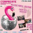 RELEASE PARTY DE PALMYRE + CHEAP TEEN + BLACK IRIS