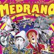 Affiche Medrano - festival international du cirque à dieppe