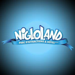 Billet Individuel Nigloland 2018 @ Nigloland, Parc d'Attractions et Hôtel**** - DOLANCOURT