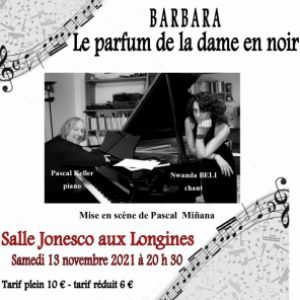 Barbara - Le Parfum De La Dame En Noir