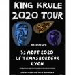 Concert KING KRULE à Villeurbanne @ TRANSBORDEUR - Billets & Places