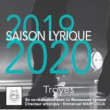 Spectacle ABONNEMENT 2 OEUVRES 2019-20