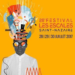 """FESTIVAL LES ESCALES 2017 - PASS 3 JOURS """"NOEL"""" @ Le Port - Saint Nazaire"""