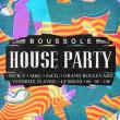 Soirée Boussole House Party à RAMONVILLE @ LE BIKINI - Billets & Places