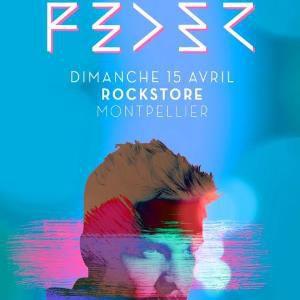 FEDER @ Le Rockstore - Montpellier
