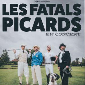 LES FATALS PICARDS @ L'AUTRE CANAL - Nancy