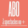 ABO +3 SAISON 19 20 à ONET LE CHÂTEAU @ LA BALEINE - Billets & Places