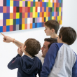 "Atelier ""LIGHT ON ABSTRACTION"" WORKSHOP FOR FAMILIES WITH CHILDREN AGES 6 TO 10"