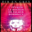 Concert Dir En Grey à CENON @ LE ROCHER DE PALMER - Billets & Places