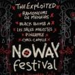 Concert NO WAY FESTIVAL : Pass 2 J The Exploited/Ramoneurs de Menhirs...