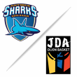 Match ANTIBES SHARKS / JDA DIJON