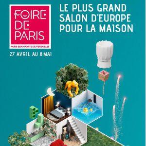 Foire de Paris  @ Parc des Expositions Porte de Versailles - PARIS