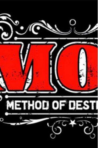 Concert METHOD OF DESTRUCTION à SAINT JEAN DE VÉDAS @ SECRET PLACE - Billets & Places